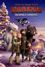 Jak wytresować smoka: Święta w domu